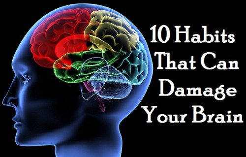 Brain-Damaging-Habits