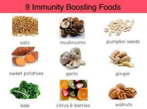 9-immunity-Boosting-Foods