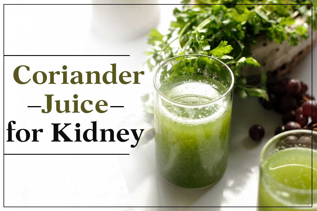 Coriander-Juice-for-Kidney