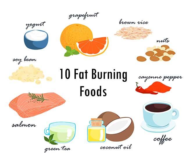 best-fat-burning-foods